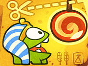 Play Cut The Rope Time Travel Online