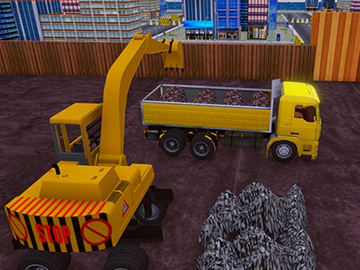 Play City Construction Simulator 3D Online
