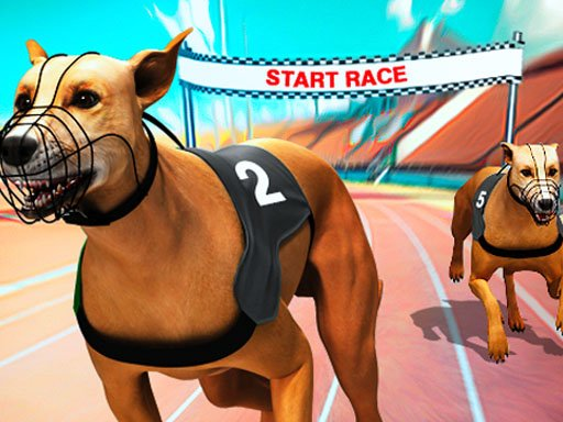 Play Crazy Dog Racing Fever Online
