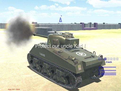 Play 2020 Realistic Tank Battle Simulation Online