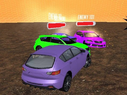 Play Xtrem Demolition Derby Racing Online